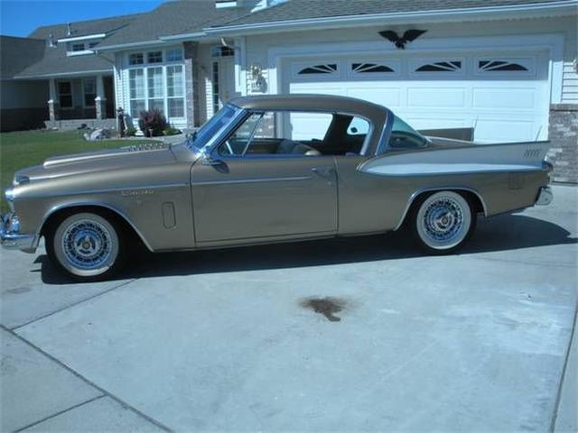 Picture of '57 Studebaker Golden Hawk located in Michigan Offered by  - O04U