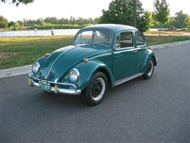 Picture of '67 Beetle - O053