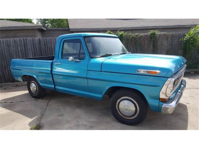 Picture of 1972 Ford F100 - $10,995.00 - O05U