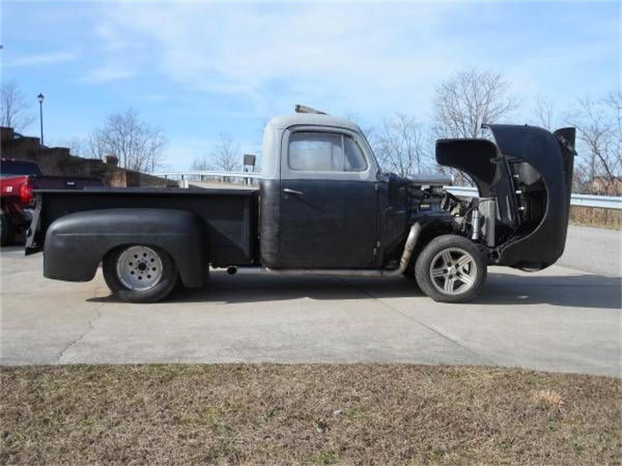 1948 Ford Hot Rod For Sale Cc 1119977 Pickup Large Picture Of 48 Located In Michigan 1599500 Offered By Classic