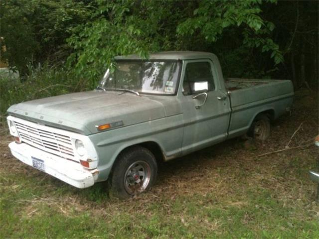 Picture of '67 Pickup - O073