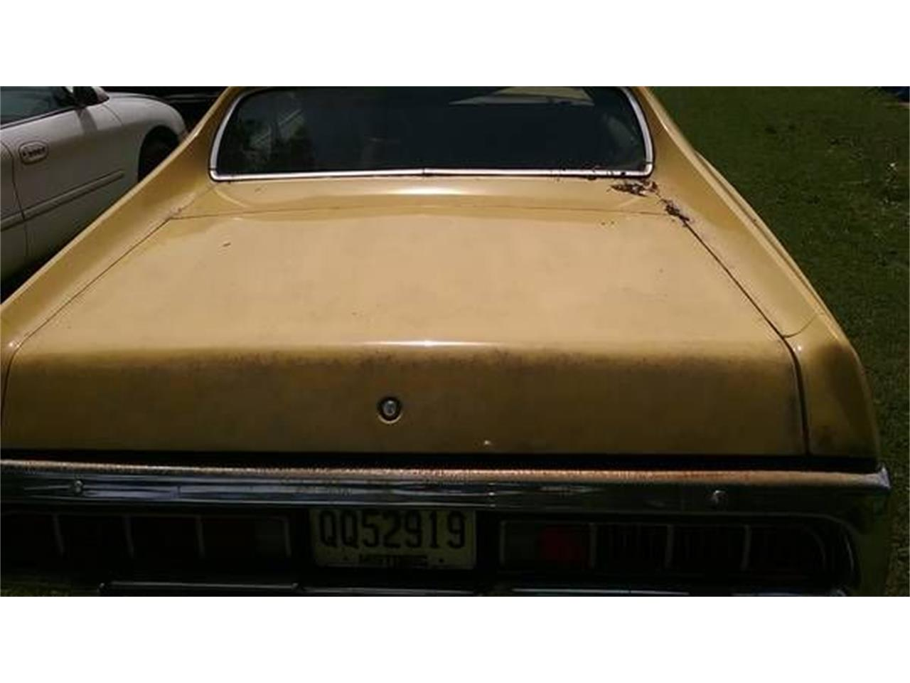 Large Picture of Classic '73 Mercury Cougar located in Michigan - O0Z3