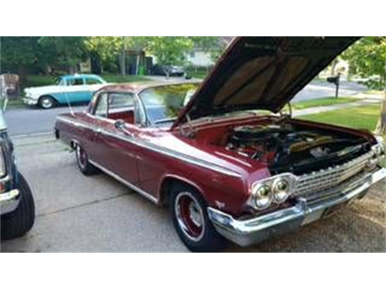 Large Picture of '62 Impala - O0ZJ