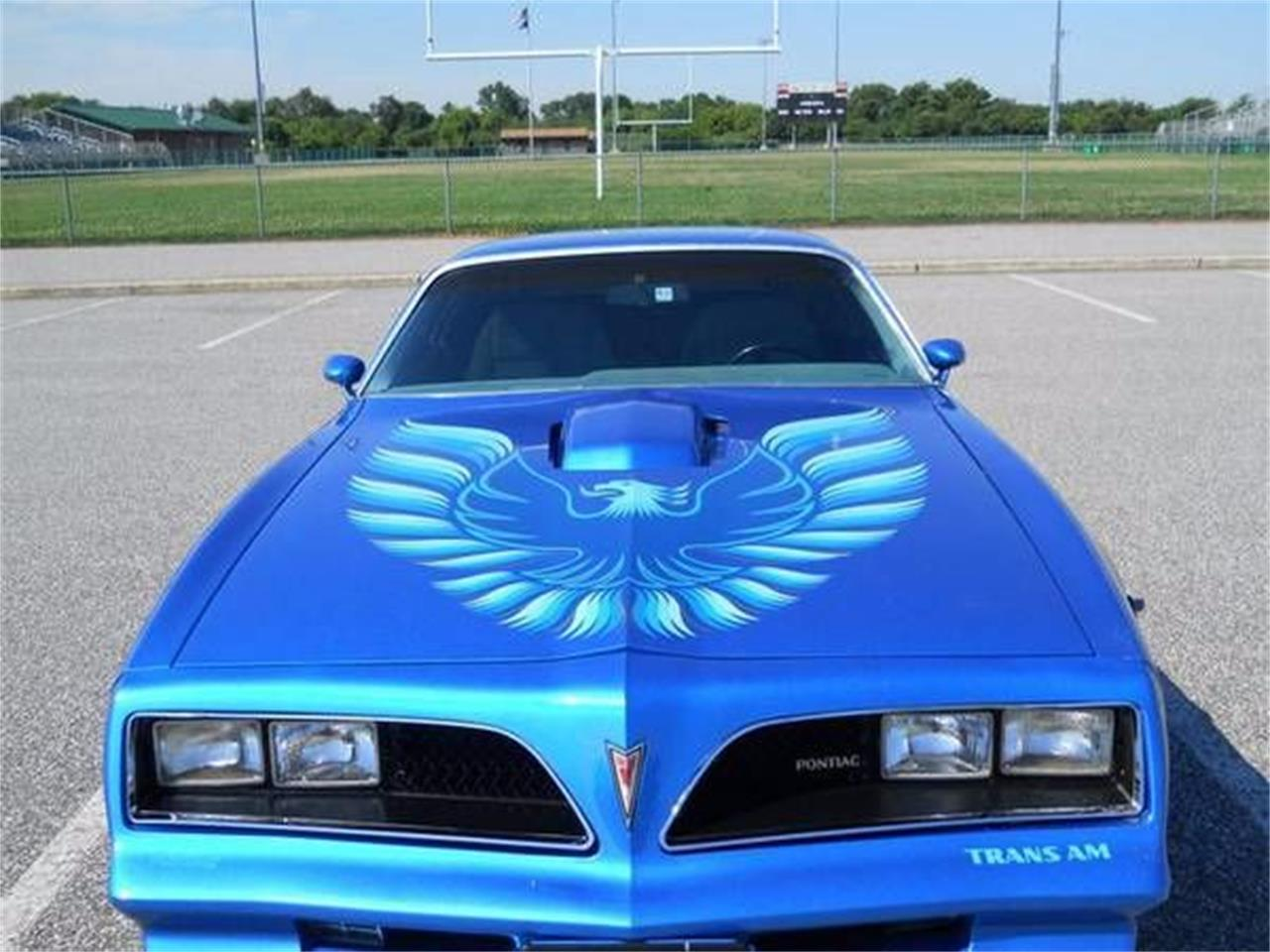 Large Picture of '78 Firebird Trans Am - O0ZZ