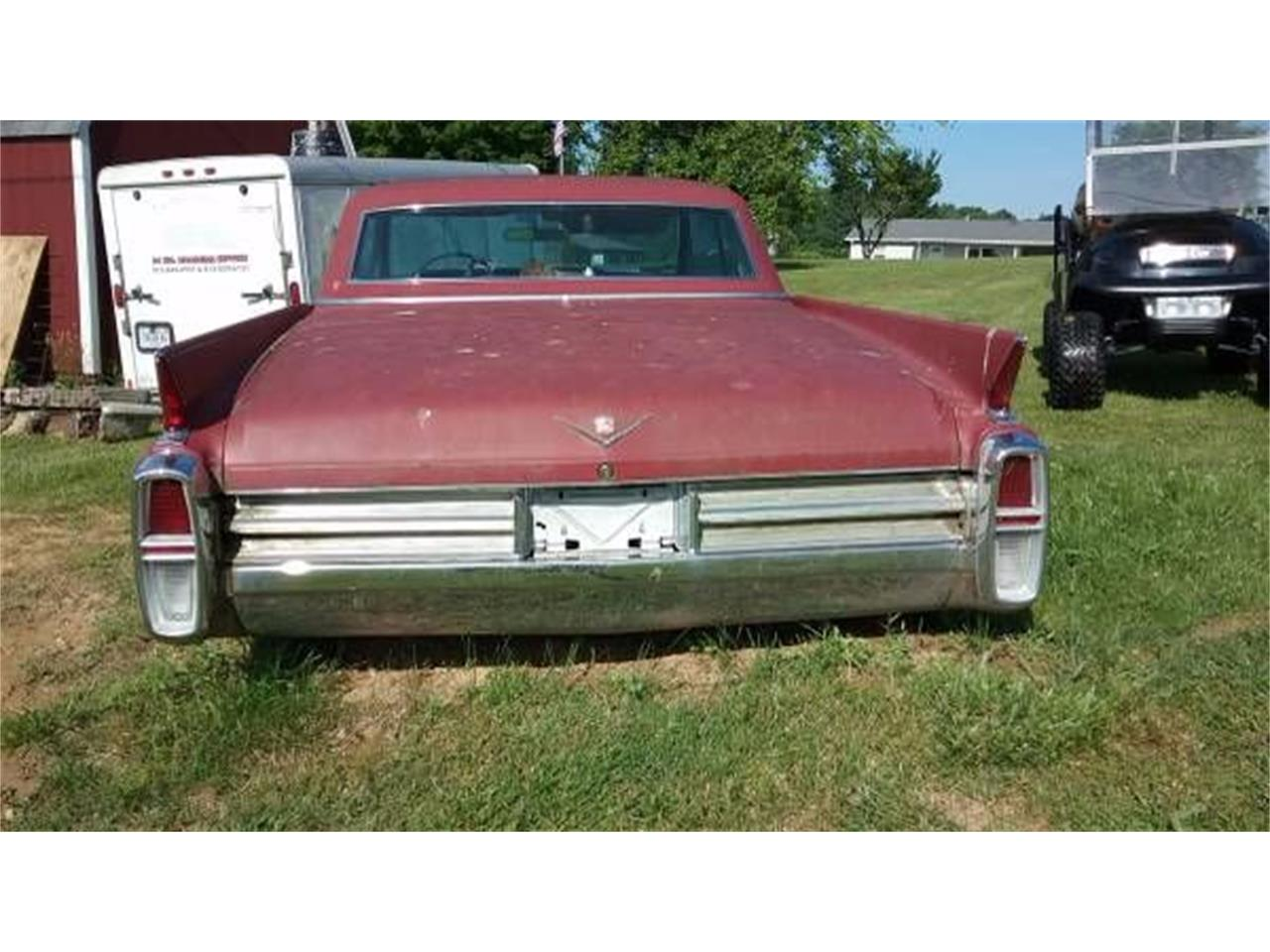 Large Picture of '63 DeVille - O103