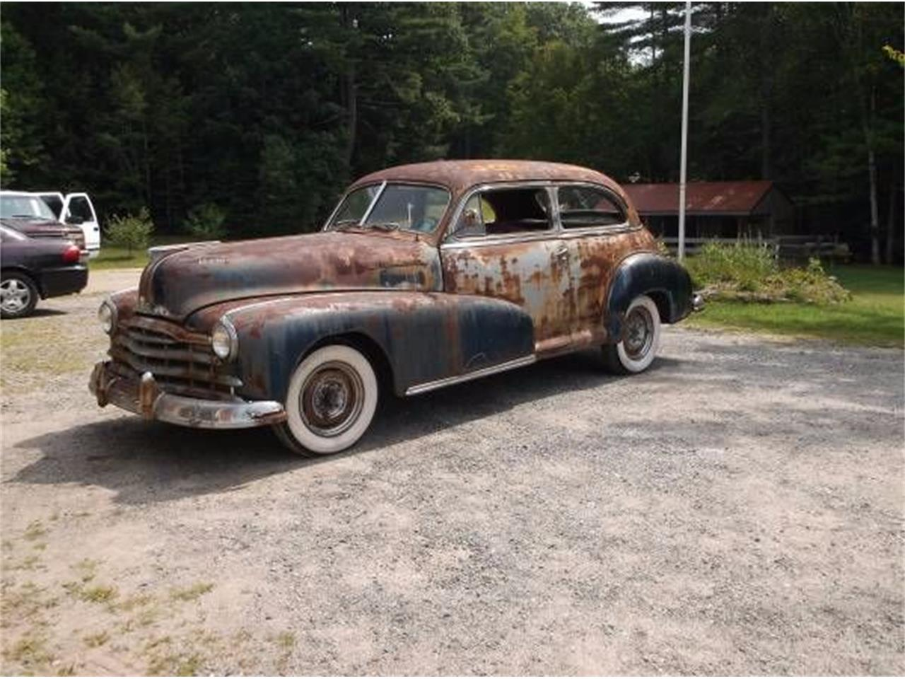 1949 Pontiac Silver Streak For Sale Cc 1121044 1941 Large Picture Of Classic 49 Located In Michigan 689500 Offered By