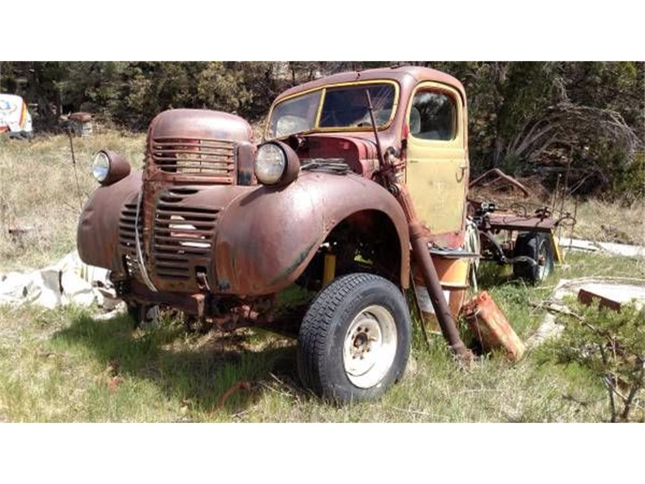 Old Dodge Power Wagon For Sale >> 1947 Dodge Power Wagon For Sale Classiccars Com Cc 1121052