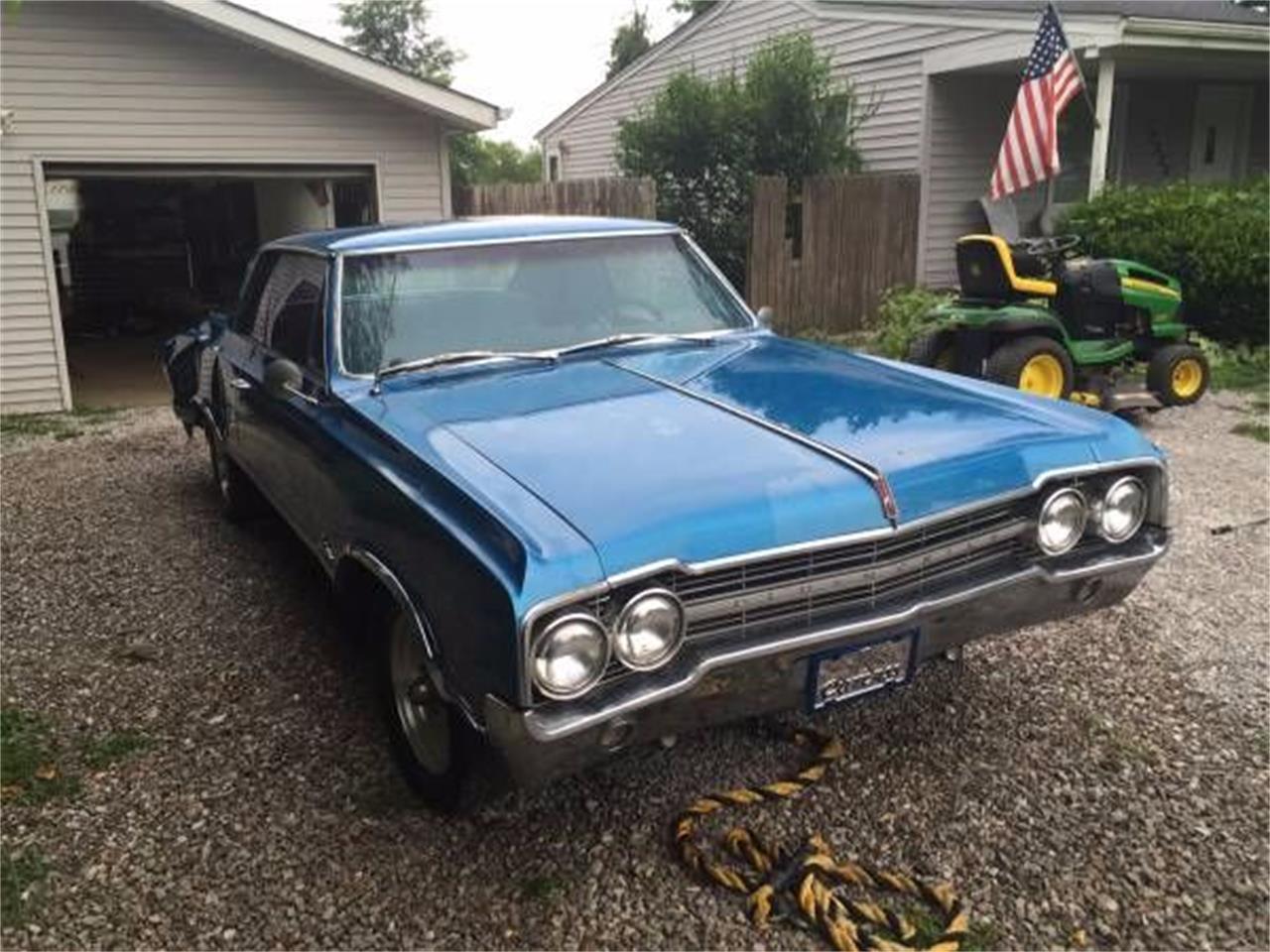 For Sale: 1965 Oldsmobile Cutlass in Cadillac, Michigan