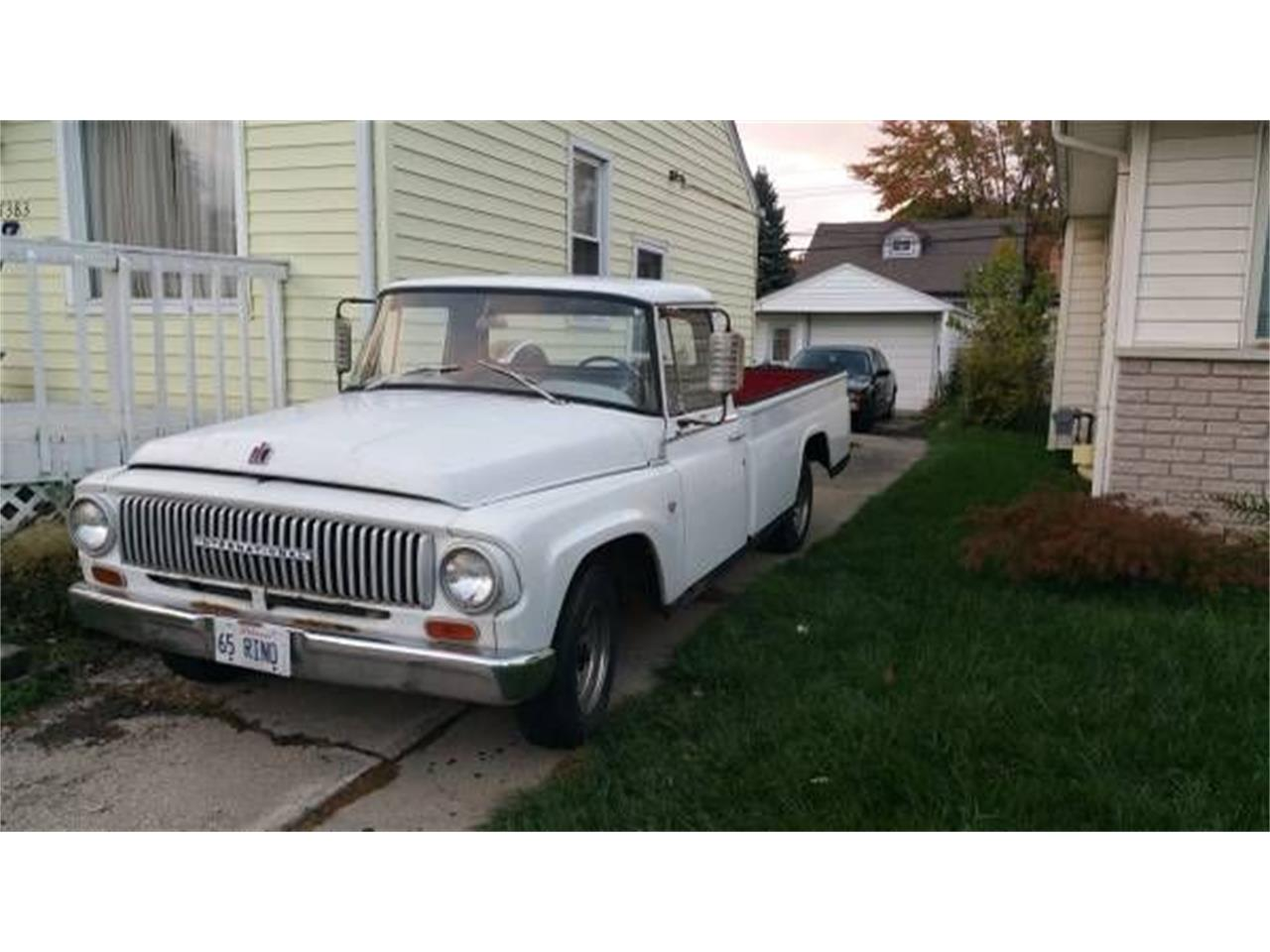 For Sale: 1965 International Pickup in Cadillac, Michigan