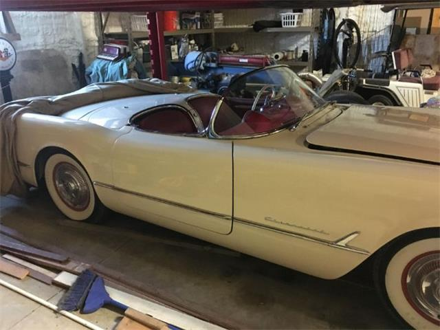 Picture of '54 Corvette - O11E