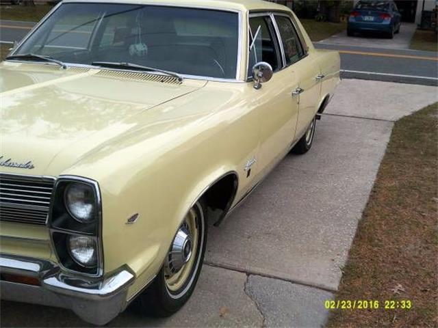 Picture of '67 Ambassador - O12A