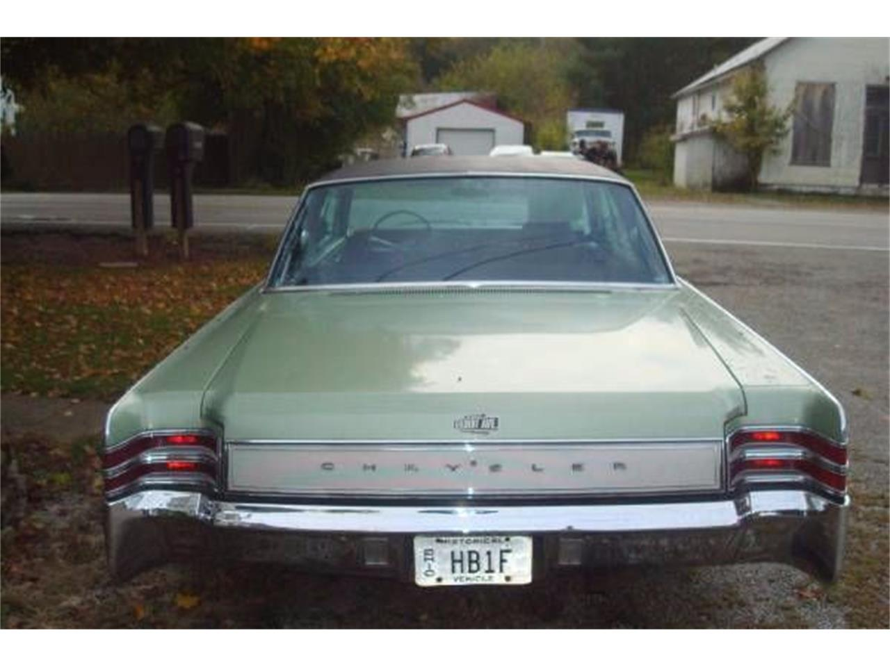 For Sale: 1967 Chrysler New Yorker in Cadillac, Michigan