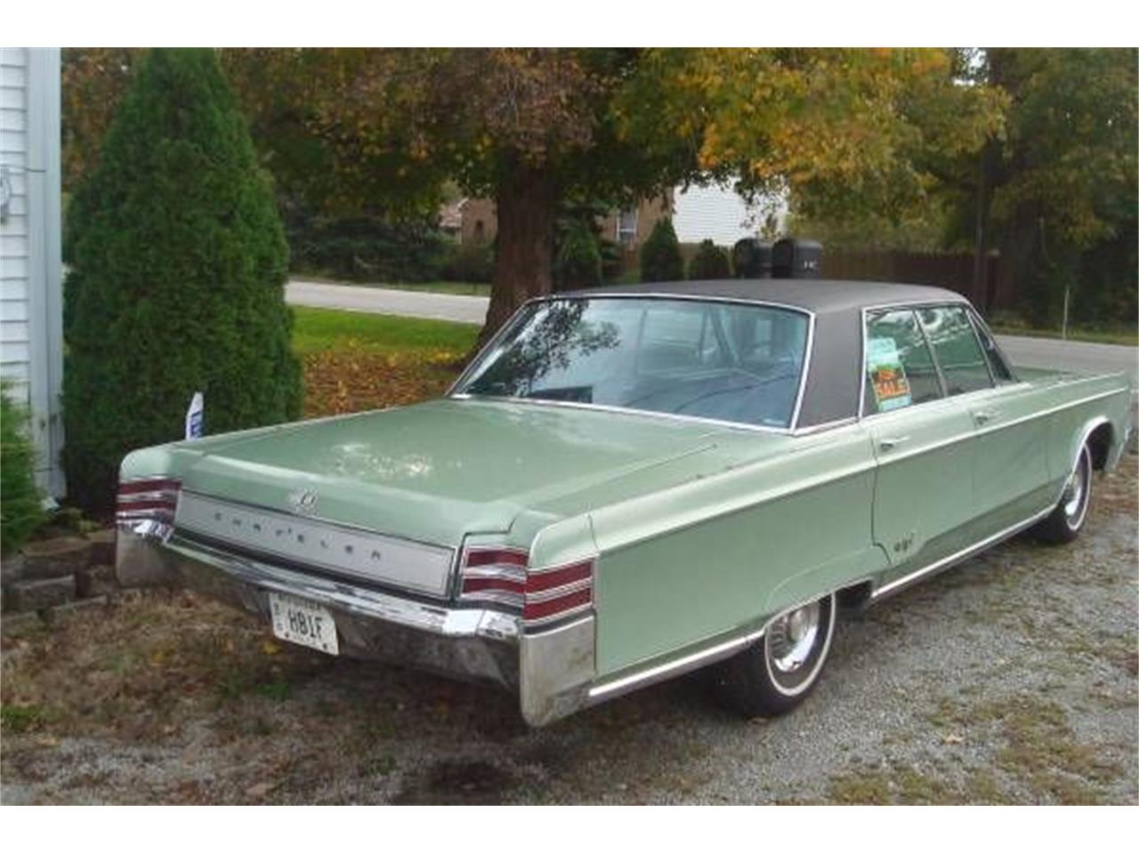 1967 chrysler new yorker for sale classiccars com cc 1121158 1967 Chrysler New Yorker 4 Door large picture of \u002767 new yorker o13a