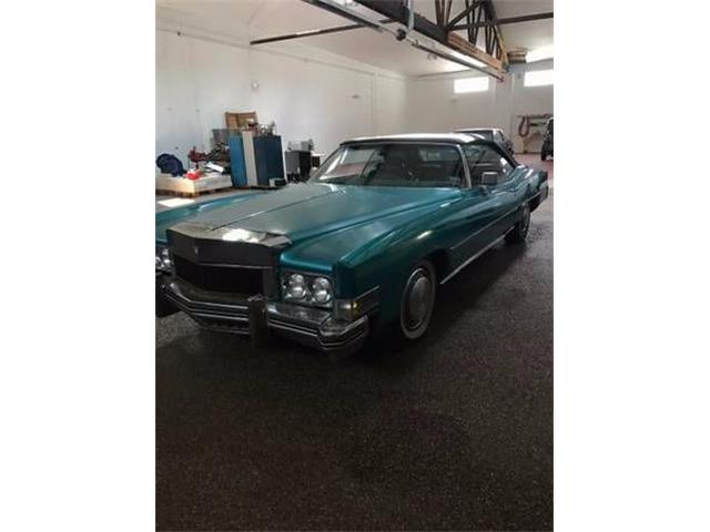 Picture of '73 Eldorado - O14B