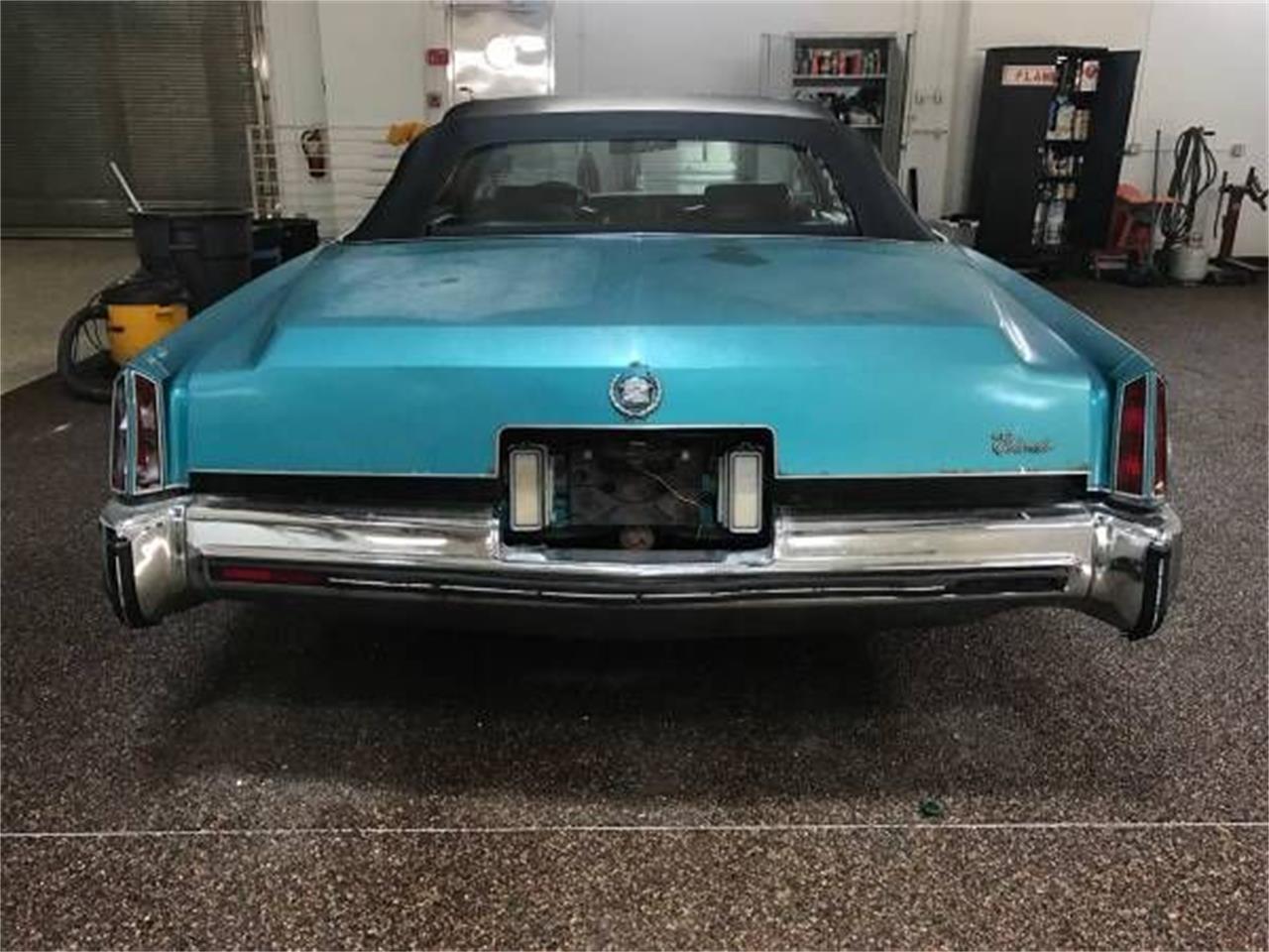 Large Picture of '73 Eldorado - O14B