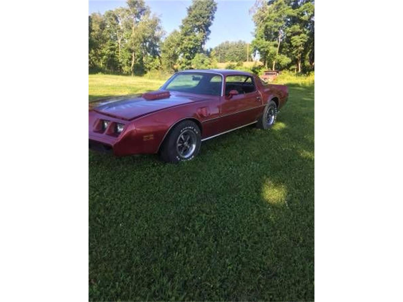 Large Picture of 1979 Pontiac Firebird Trans Am located in Cadillac Michigan - $10,395.00 Offered by Classic Car Deals - O159