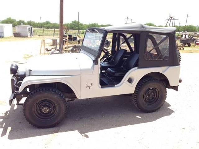Picture of '67 CJ5 - O0AK