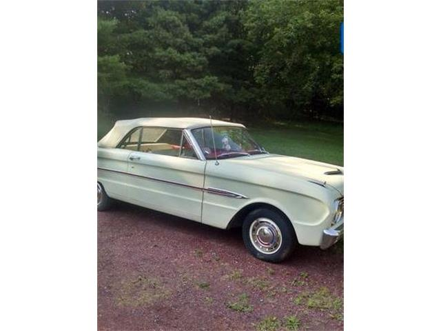 Picture of '63 Falcon - O15N