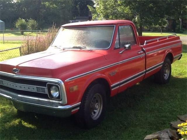 Picture of '69 C/K 20 - O15S