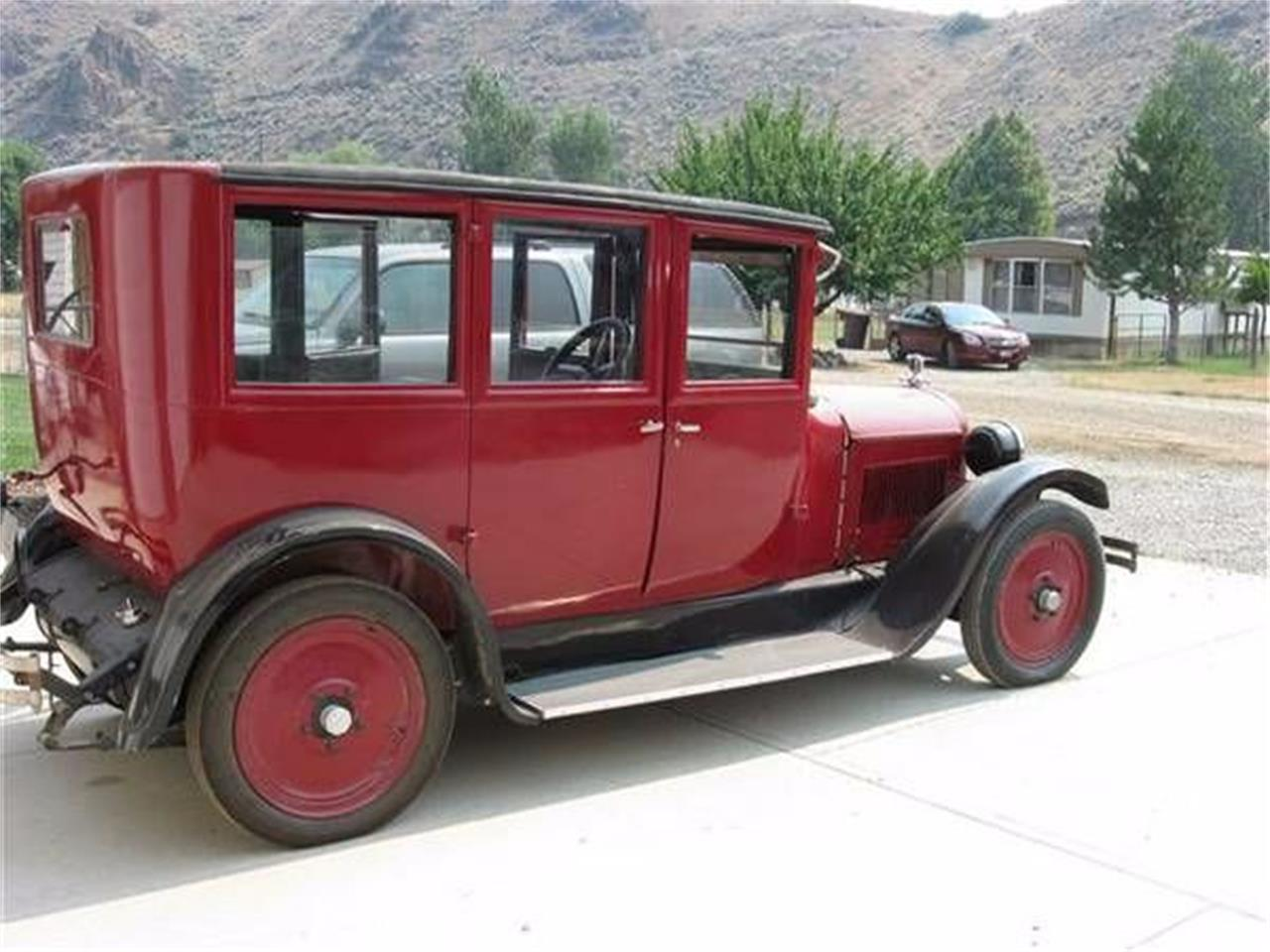 Large Picture of '26 Sedan - O16I