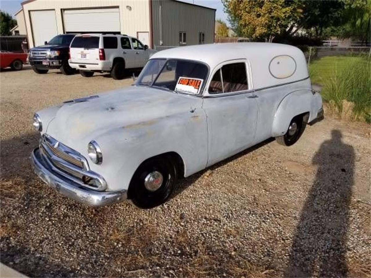 Large Picture of '51 Sedan Delivery - O16R
