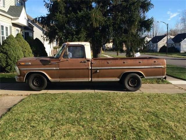 Picture of Classic 1972 Ford F100 located in Michigan Offered by  - O17A