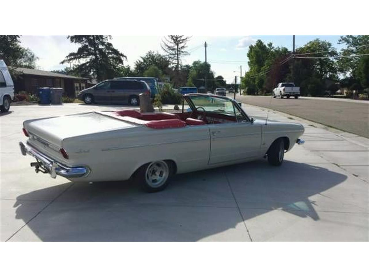 Large Picture of '63 Dart - O17M