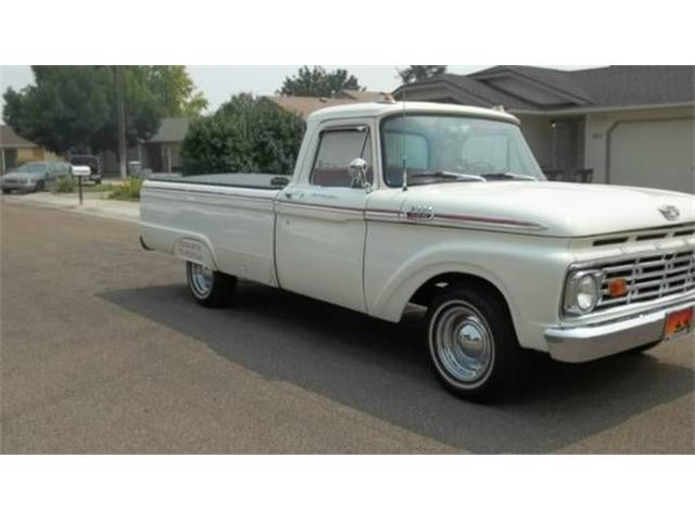 Picture of '64 F100 - O17P