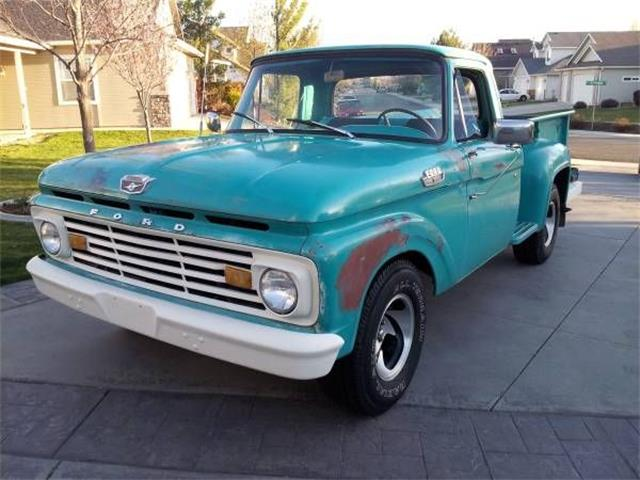 Picture of '64 F100 - O17R