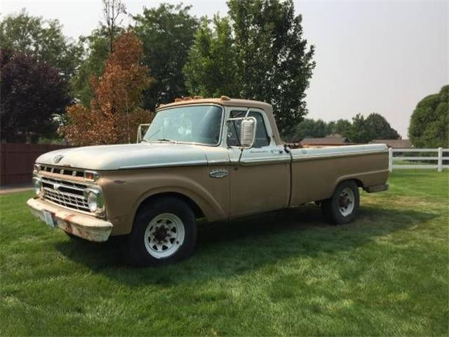 Picture of '66 F250 - O186