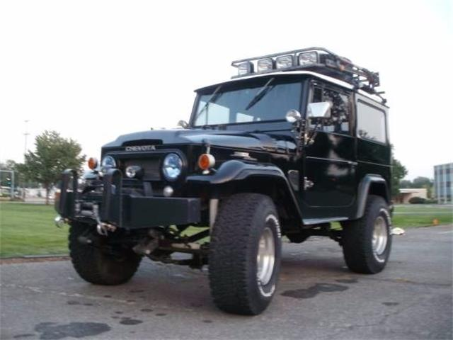 Picture of '67 Land Cruiser FJ - O18G