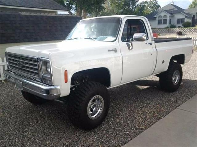 Picture of 1977 C10 located in Cadillac Michigan - $24,995.00 - O191