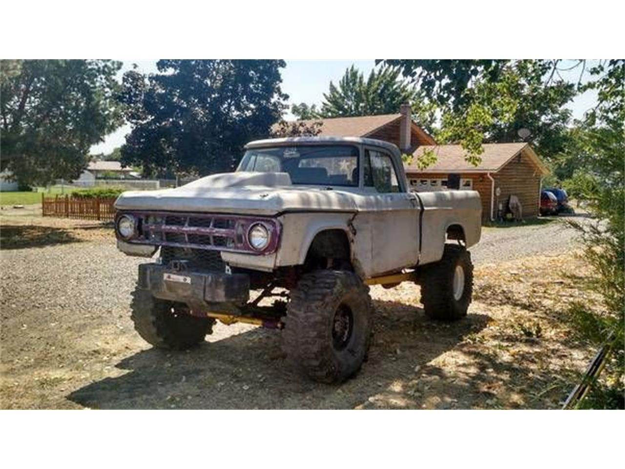 Large Picture of Classic 1969 D100 - $5,395.00 Offered by Classic Car Deals - O198
