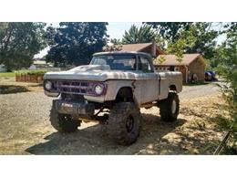 Picture of Classic '69 Dodge D100 located in Michigan - $5,395.00 Offered by Classic Car Deals - O198