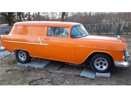 Picture of '55 Station Wagon located in Michigan - $10,995.00 Offered by Classic Car Deals - O19D