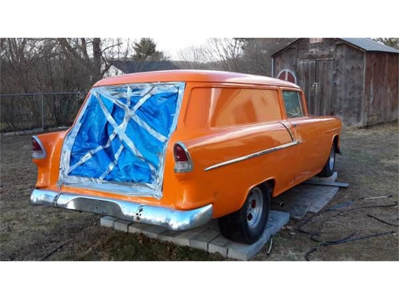 Large Picture of 1955 Station Wagon located in Cadillac Michigan - $10,995.00 - O19D