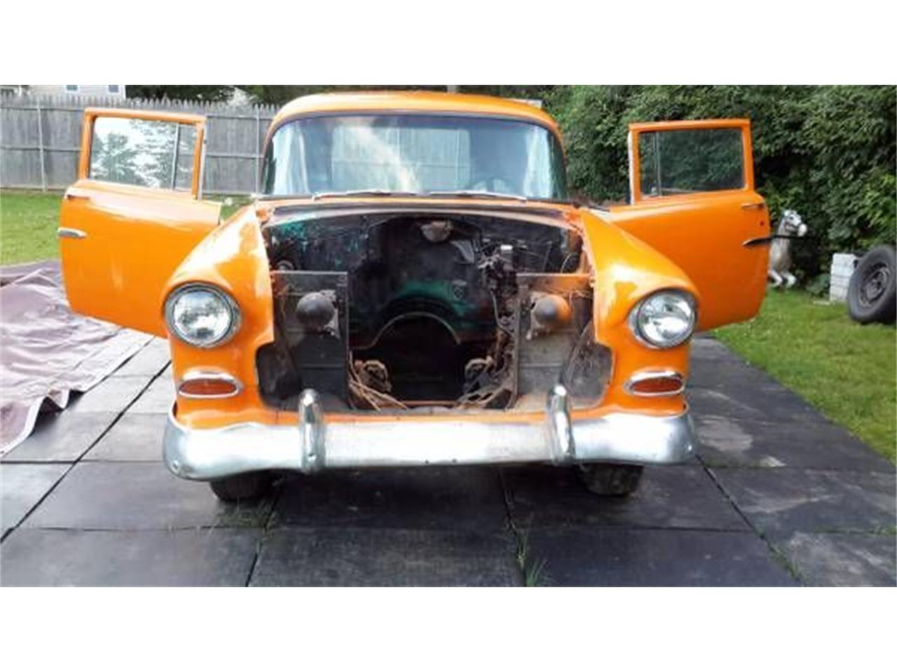 Large Picture of 1955 Chevrolet Station Wagon Offered by Classic Car Deals - O19D
