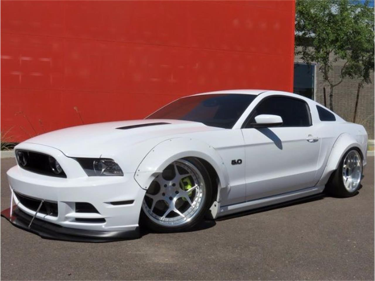 Large picture of 14 mustang o19o