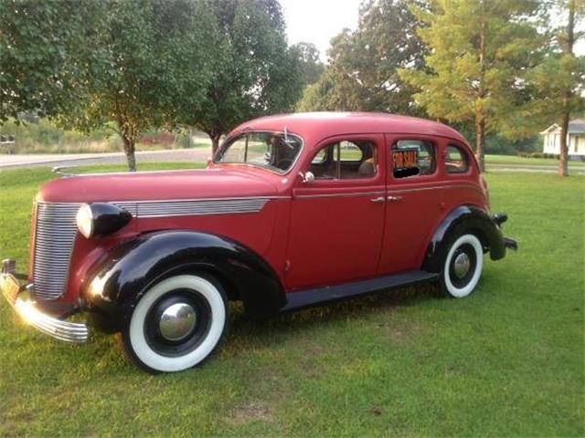 Picture of '37 4-Dr Sedan - O0AZ