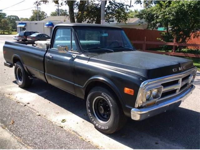 Picture of '70 Pickup - O1AB
