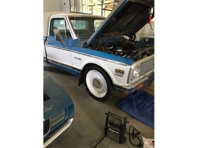 Picture of '72 C/K 20 - O1AC