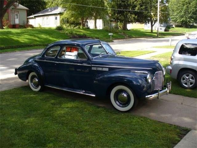 Picture of Classic 1940 Coupe located in Cadillac Michigan Offered by  - O1AL