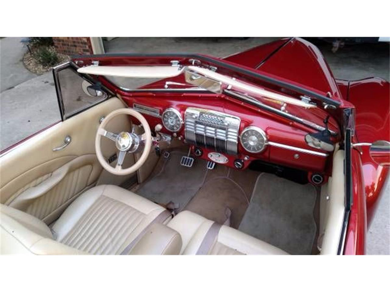 Large Picture of '41 Convertible - O1AM