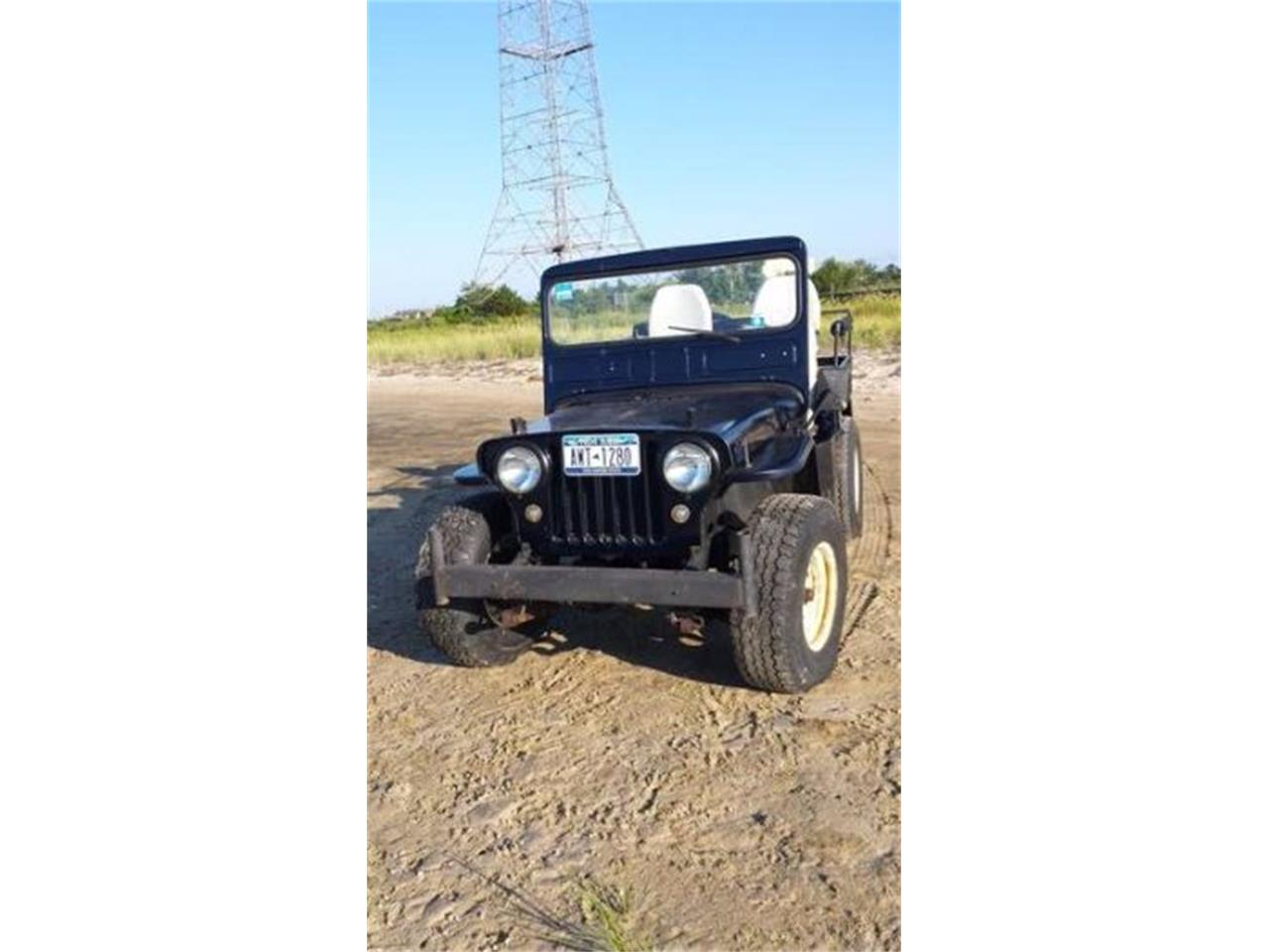 Large Picture of '49 Jeep - O1BA