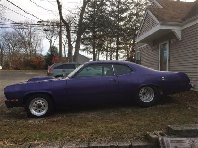 Picture of '73 Duster - O1BF