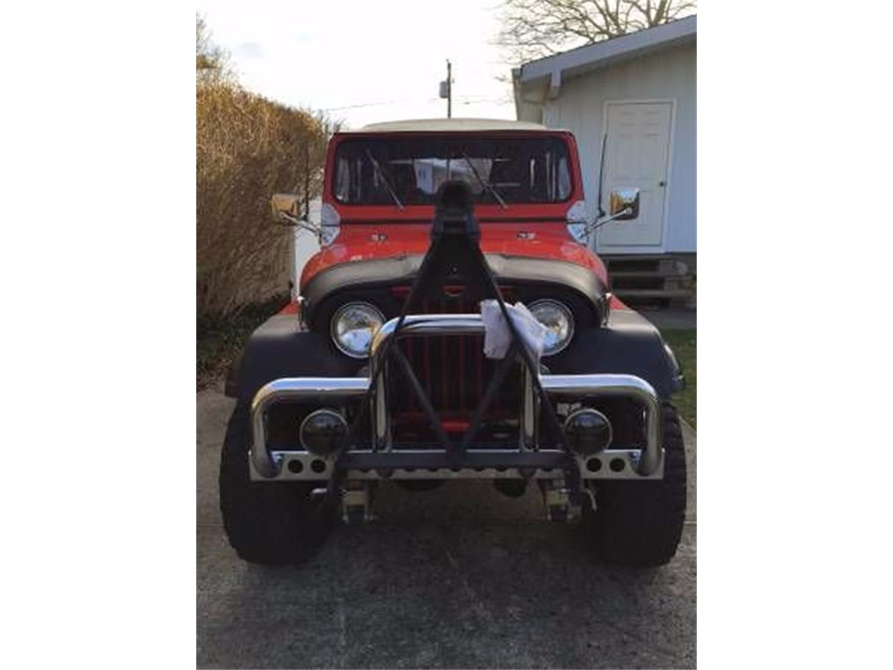 Large Picture of '77 CJ5 - O1BG