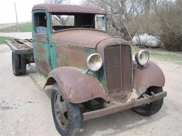 1934 chevrolet truck for sale