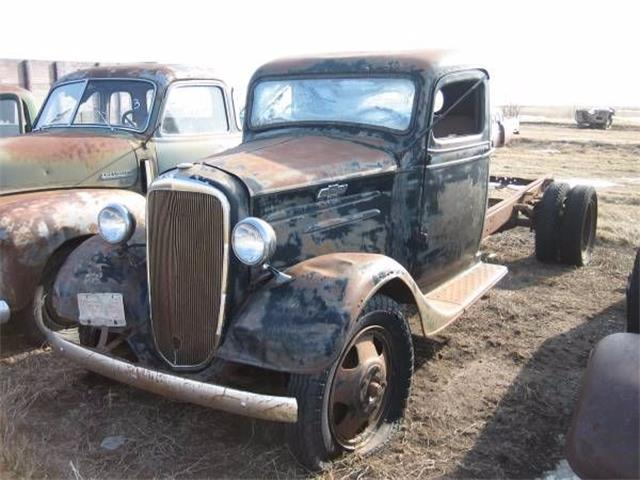 Picture of '36 Pickup - O1C6