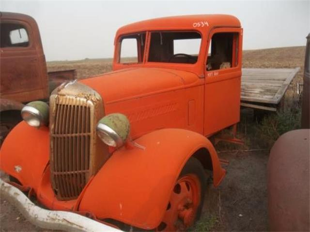 Picture of '37 Truck - O1CB