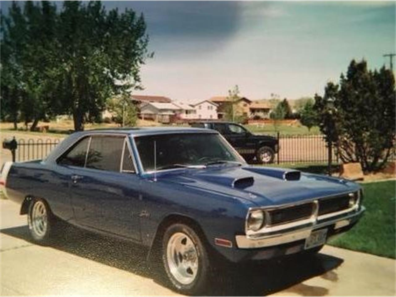 Large Picture of '72 Dart - O1CJ